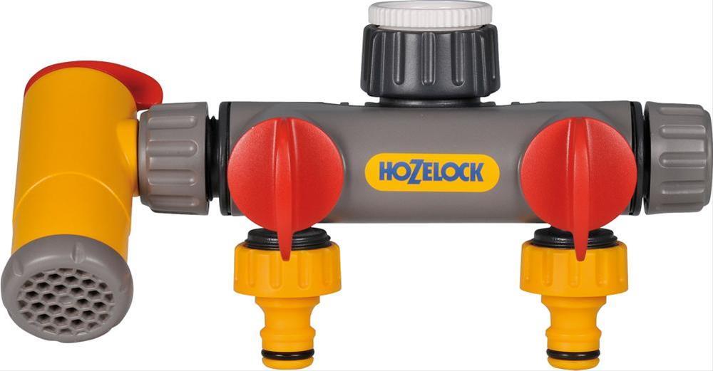 2-Wege-Verteiler Flowmax