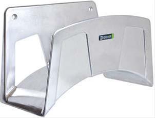 GEKA plus-Wandschlauch- Halter, Leichtmetall Bild 1