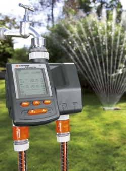 GARDENA Bewässerungscomputer MultiControl duo 01874-20 Bild 2