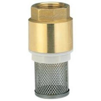 GARDENA Messing-Fußventil 33,3mm (G1) 07221-20 Bild 1