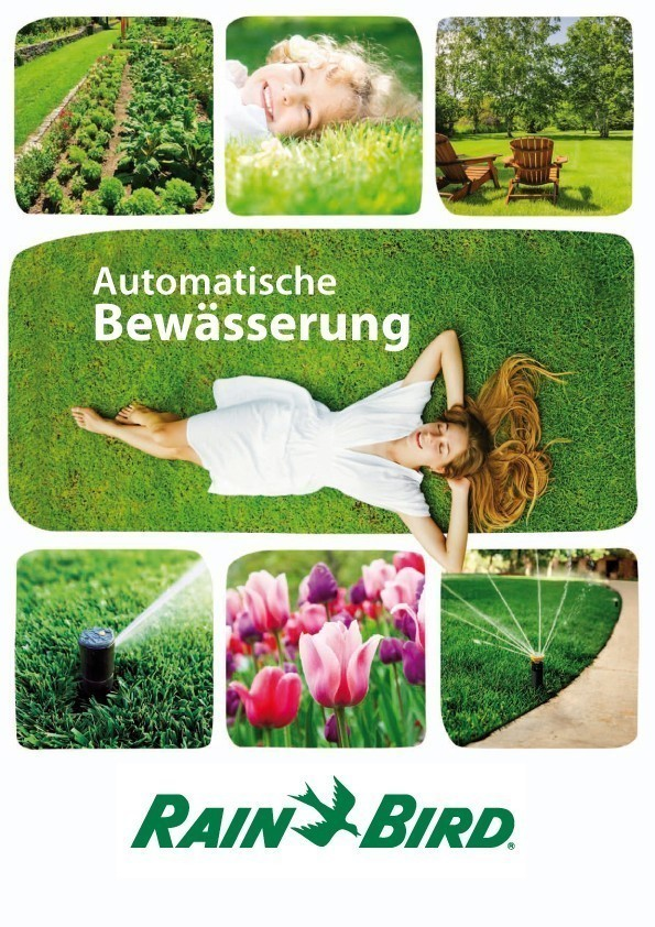 Rainbird Katalog Automatische Bewässerung Bild 1