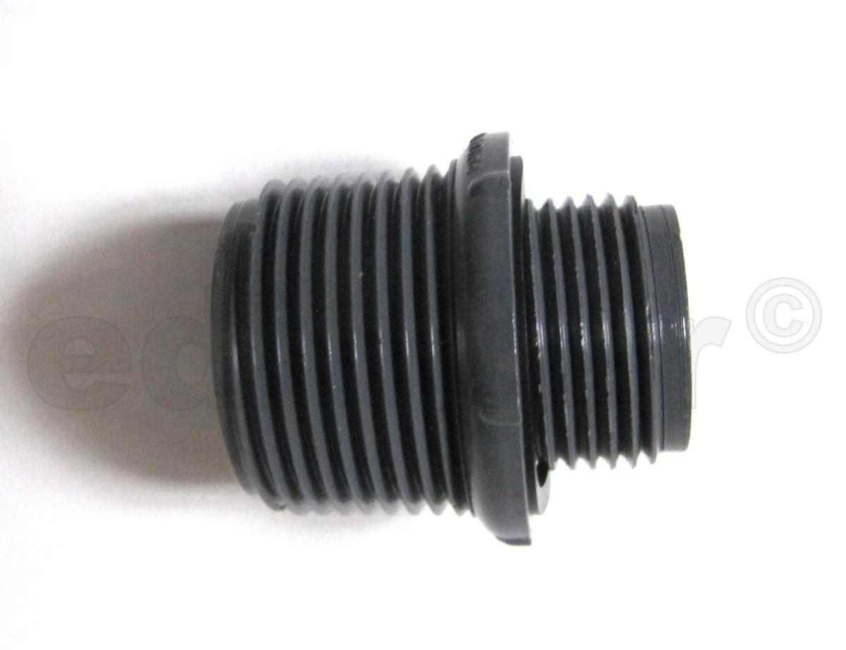 """Rainbird Adapter RB1282-131 / PVC-Verschraubung 1""""AGx3/4""""AG Bild 1"""