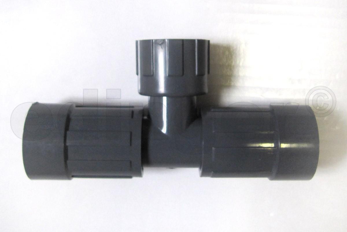 """Rainbird Doppel-T-Stück RB1203-010 Verschraubung 1""""IGx1""""IG Bild 1"""