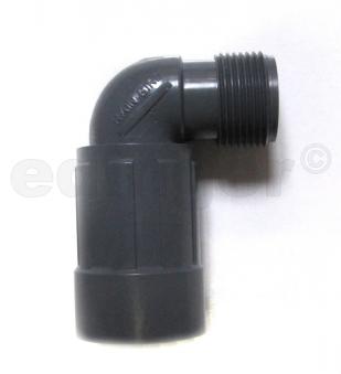 """Rainbird Winkel RB 1206-010 / PVC-Verschraubung 1""""AGx1""""IG Bild 1"""