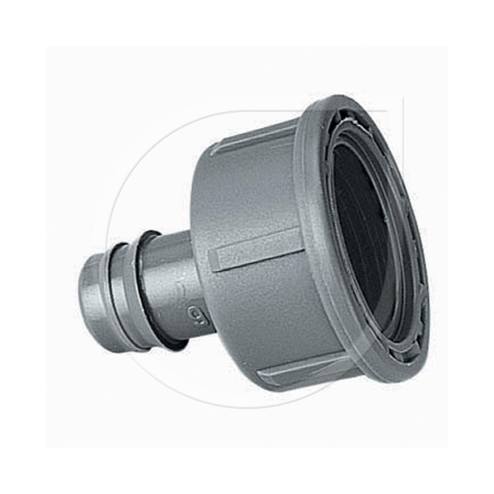 Adapter BF-52 für Microbewässerung Tropfleitung 16mm Bild 1