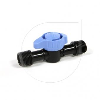 Kugelhahn SF-87-87 bis 4 bar Micro-Bewässerung Bild 1