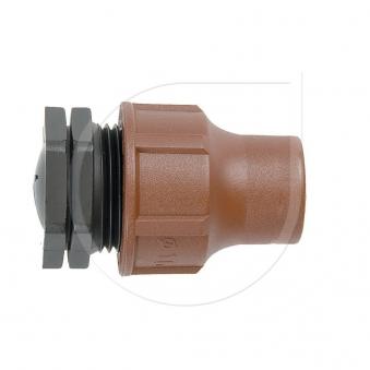 Rainbird Endstopfen Lock Quick BF-Plug für Dripline Micro Bewässserung Bild 1