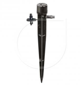 Rainbird Erdspieß Micro-Sprüher 360° XS-360TS-SPYK Micro Bewässerung Bild 1