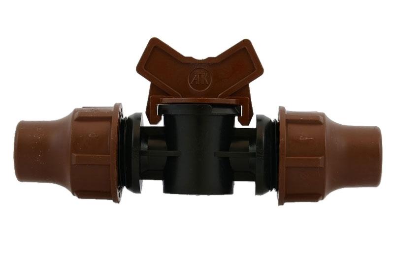 """Rainbird Kugelhahn Lock Type 3/4"""" BF-92 für Dripline Micro Bewässerung Bild 1"""