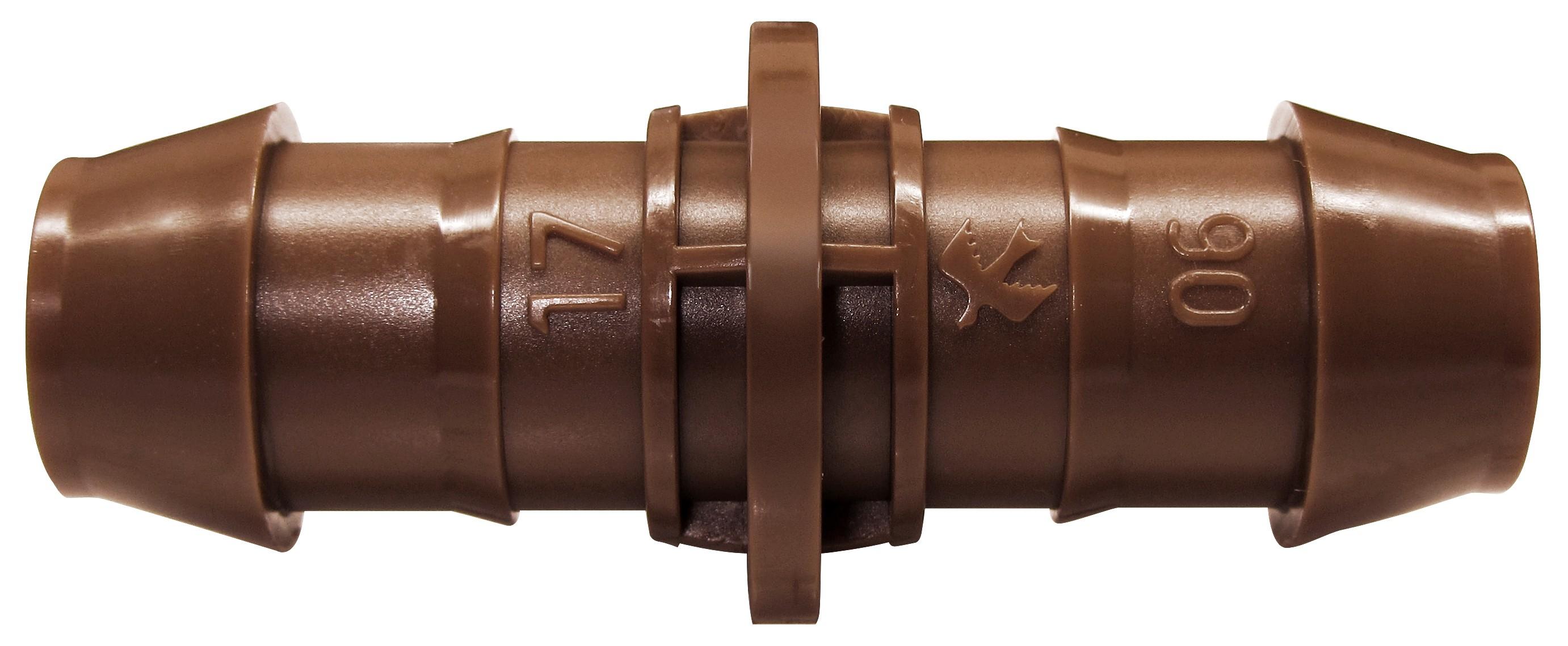 Rainbird Verbinder XFF COUP für Dripline / Micro Bewässerung Bild 1