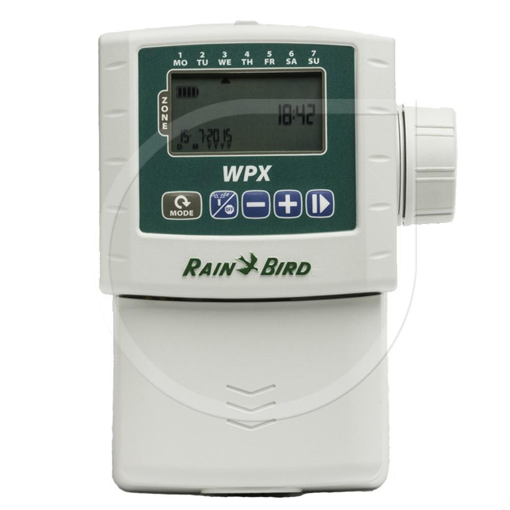 Rainbird Bewässerungssteuergerät WPX 4 Stationen Bild 1