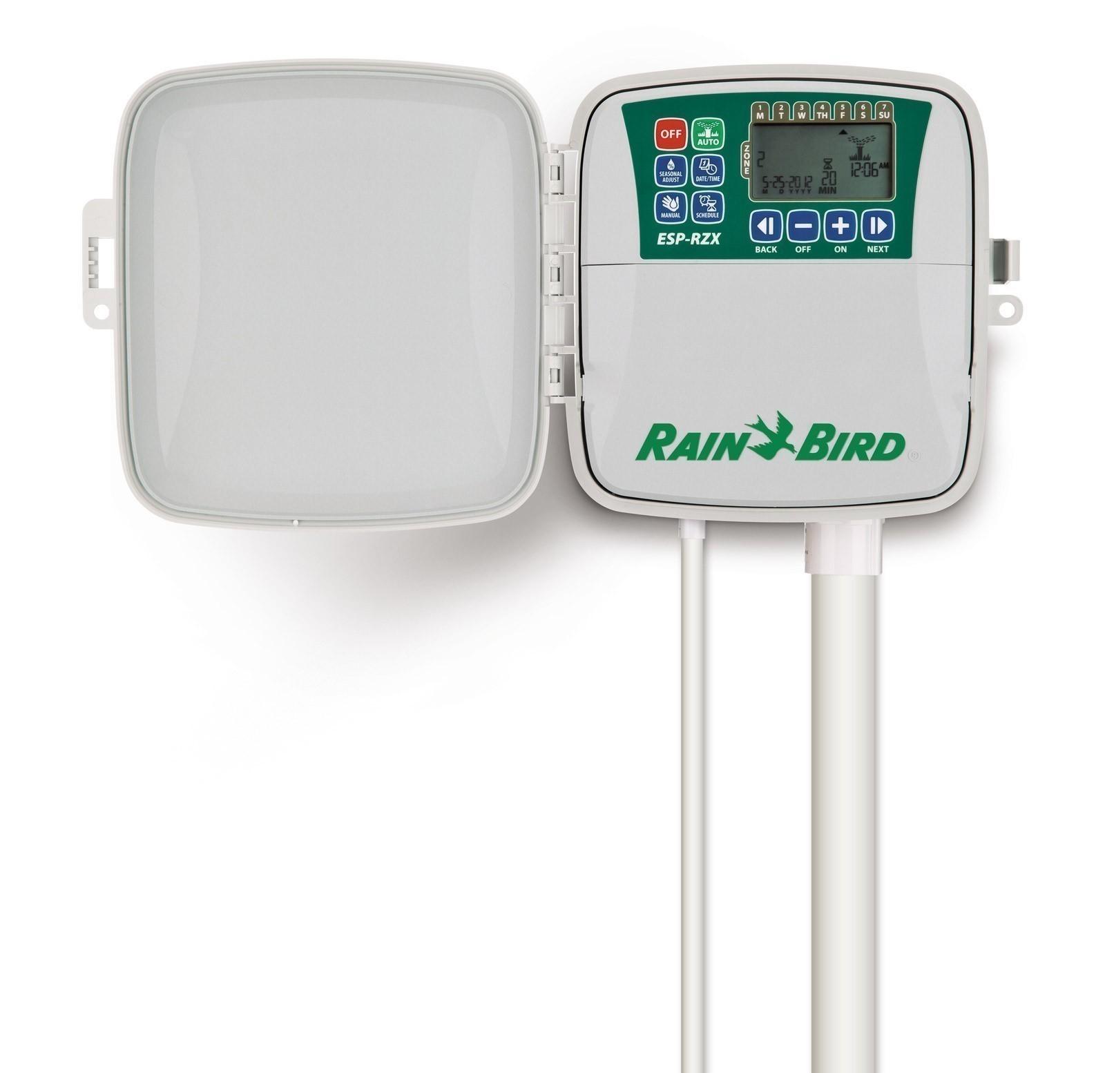 Rainbird Steuergerät ESP-RZX4 4 Stationen Außenmontage Bild 1