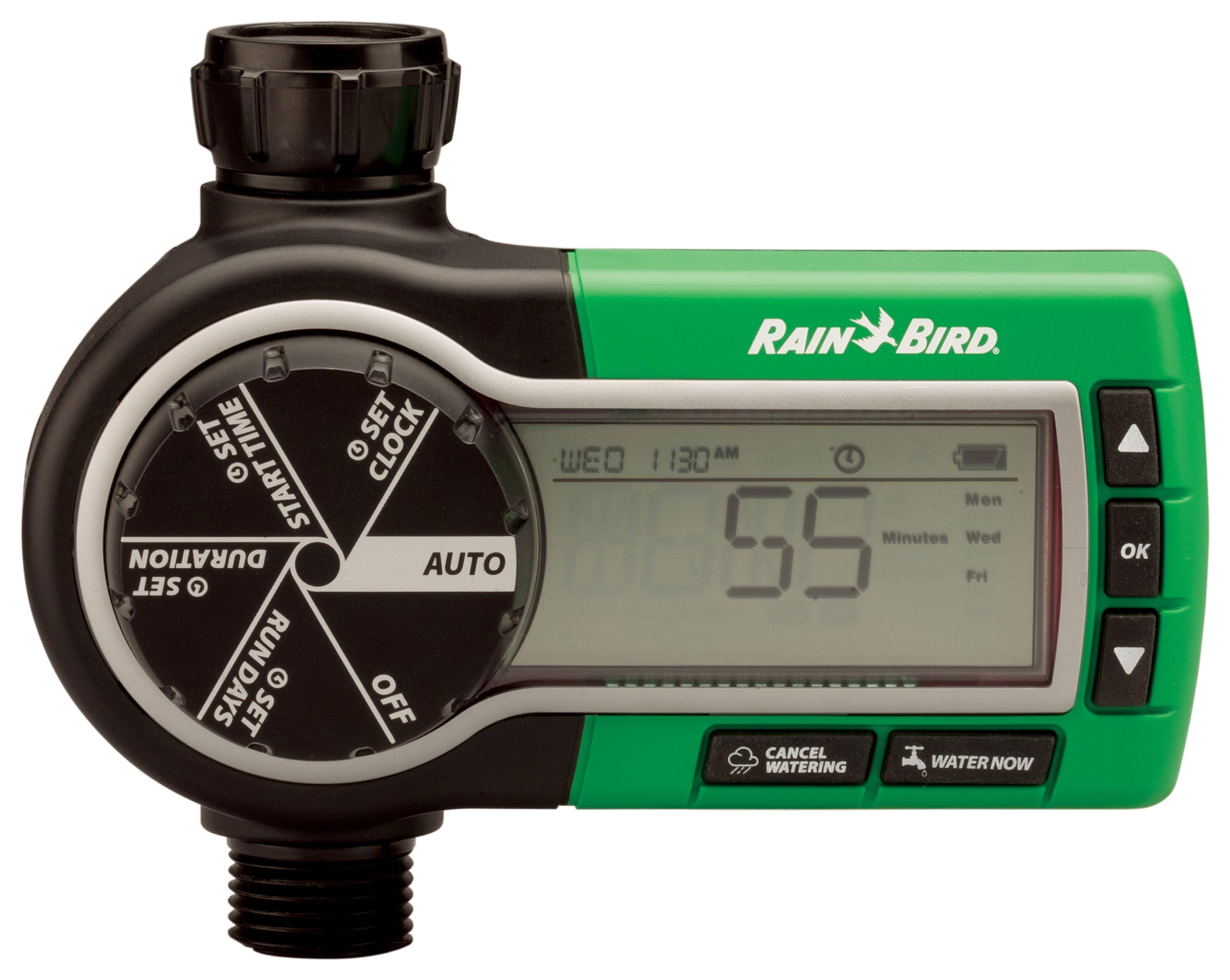 Rainbird Wasser Timer Wasser Zeitschaltuhr digital 1ZEHTMR Bild 1