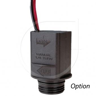 Magnetventil mit 9V Spulen Ve 9V für Verteilereinheit Quick & Dense Bild 1